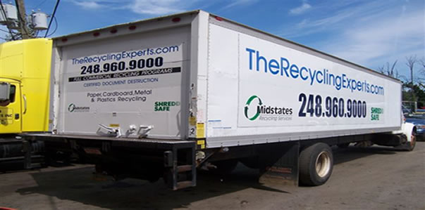 The Recycling Experts® - We Handle Any Size / Volume of Material